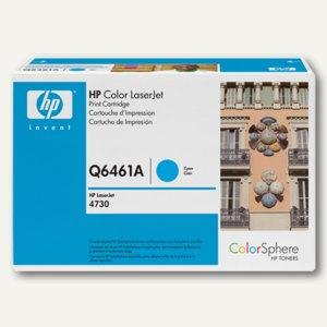 HP Toner Nr. 644A, cyan ca. 12.000 Seiten, Q6461A