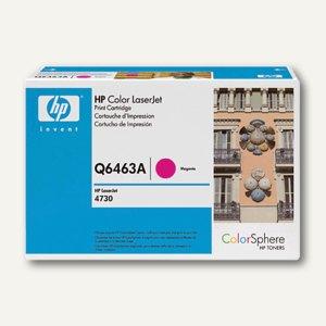 HP Toner 644A, magenta, ca. 12.000 Seiten, Q6463A