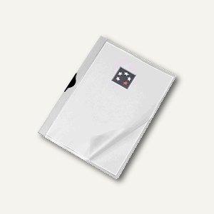officio Klemmmappe DIN A4, 3 mm für max. 30 Blatt, weiß