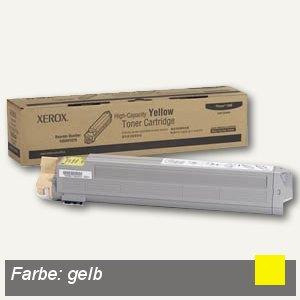 Xerox Toner gelb hohe Kapazität, 106R01079