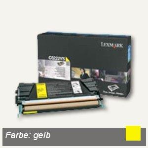 Artikelbild: C52X Toner gelb - ca. 3.000 Seiten