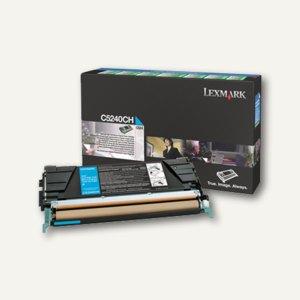 C524 Rückgabe-Toner cyan - ca. 5.000 Seiten