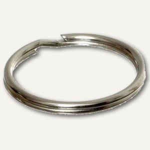Artikelbild: Schlüsselringe aus gehärtetem Stahl
