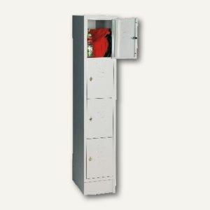 Artikelbild: Stahl-Garderoben-Schrank