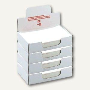 officio Dokumententaschen DL, neutral, selbstklebend, 1.000 Stück