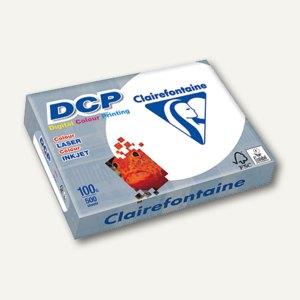 "Clairefontaine Kopierpapier ""DCP"", DIN A4, 100 g/m², 500 Blatt, 1821C"