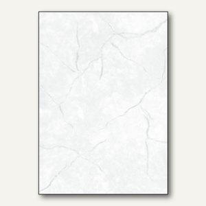 Sigel Struktur-Papier, DIN A4, Granit grau, 90 g/m², 100 Blatt, DP637