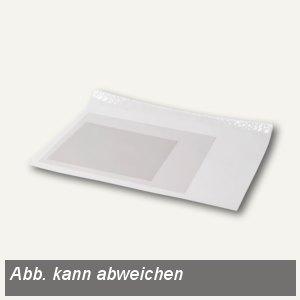 Rumold Prospekthüllen DIN A2, 0.2 mm, perforiert, 25 Stück, 378022