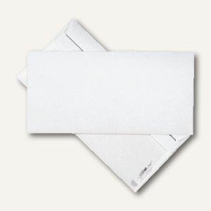 Briefumschläge DL, easy open, 75 g/m², weiß, 1.000 St., 1220156