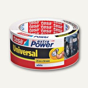 "Tesa Klebeband ""Extra Power Universal"", 50 mm x 25 m, weiß, 56388-00002-05"