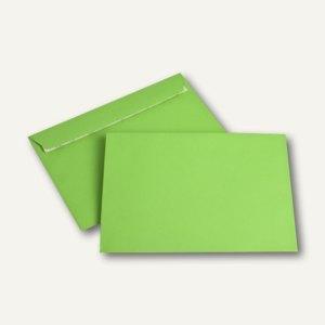 Briefumschlag DIN C5, 100 g/m², haftklebend, intensivgrün, 250 Stück