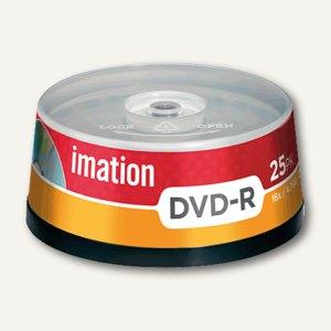 imation DVD-R Rohlinge, 4.7 GB, 16x Speed, 25er Spindel, 21979
