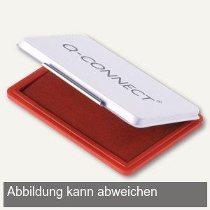 officio Stempelkissen Größe 2, Kunststoff, 7 x 11 cm, rot