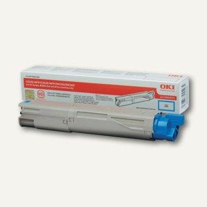 OKI Lasertoner, cyan, für C3520MFP/3530MFP, 43459371