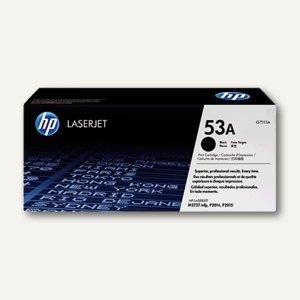HP Toner Nr. 53A schwarz - ca. 3.000 Seiten, Q7553A