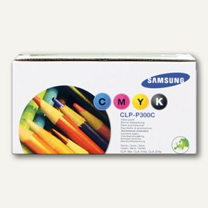 Rainbow-Kit - Tonerset CMYK