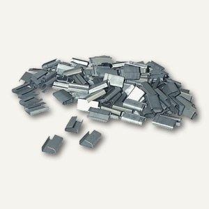 Verschlußhülsen für Umreifungsband 12 x 25 mm
