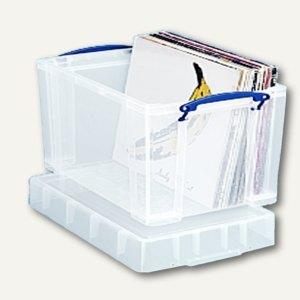 Artikelbild: Aufbewahrungsbox 19 Liter XL für Vinyl-LPs