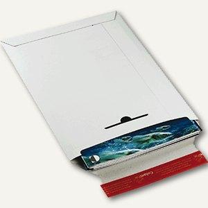 Versandtaschen DIN A4+, Haftklebung, Wiederverschluss, 20 St., CP 012.04