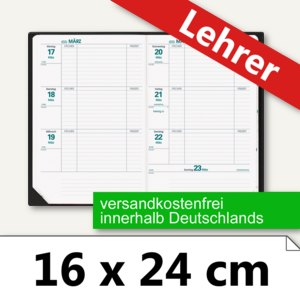 Artikelbild: Lehrerkalender Texthebdo - 16 x 24 cm