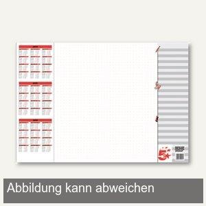 Artikelbild: Papier-Schreibunterlage - 59 x 41 cm