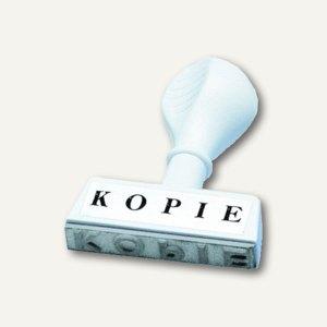 """Wedo Textstempel """"KOPIE"""", 193 24"""