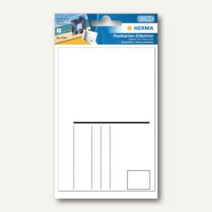 Artikelbild: Postkartenetiketten 95 x 145 mm