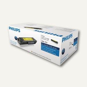 Philips Toner für Faxgeräte, ca. 2.000 Seiten, schwarz, PFA751