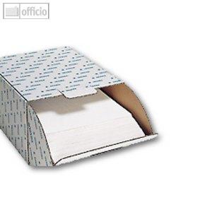 Herma Fotophan-Sichthüllen, 13 x 18 cm, quer, weiß, 250 Hüllen, 7564