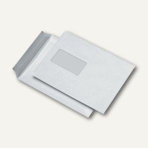 GPV Versandtasche C5 mit Fenster, haftklebend, weiß, 500 St., 359460