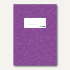 Herma Heftschoner DIN A5, PP, violett gedeckt, 50 Stück, 7426