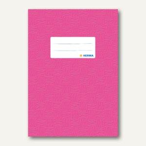 Herma Heftschoner DIN A5, PP, pink gedeckt, 50 Stück, 7432