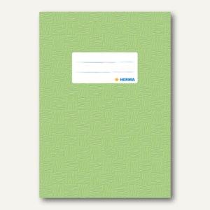 Herma Heftschoner DIN A5, PP, hellgrün, 50 Stück, 7435