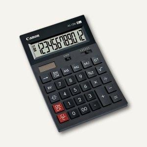 Canon Tischrechner AS-1200, schwarz, 4599B001