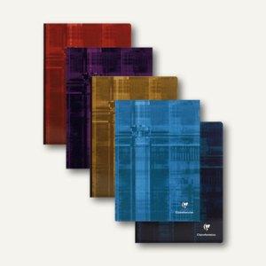 Clairefontaine Heft DIN A5, liniert, 90 g/qm, 48 Blatt, 63686C