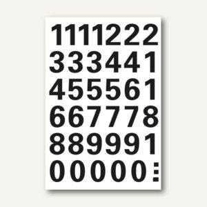 Zahlen 15 mm