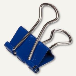 MAUL mauly 214, Breite 19 mm, Klemmweite 7mm, blau, 10 x 12 St., 2141937