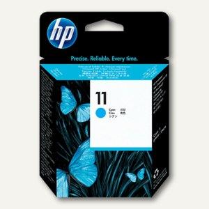 HP Druckkopf Nr.11, 8 ml, cyan, C4811A