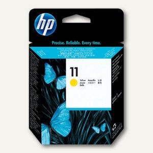 HP Druckkopf Nr. 11, 8 ml, gelb, C4813A