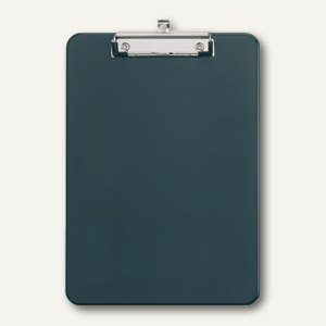 Schreibplatte Kunststoff mit Bügelklemme