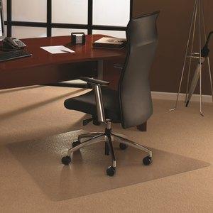 Bodenschutzmatte ultimat, Teppichböden bis 12mm, 120 x 150 cm, Trapez