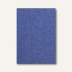 Clairefontaine Tonzeichenpapier DIN A4, 130 g/m², kobaltblau, 25 Blatt, 97357C