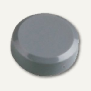 Hebel Rundmagnet 20 FA, Haftkraft: 0.3 kg, grau, 60 Stück, 6176184