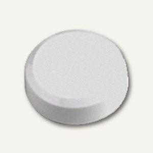 Hebel Rundmagnet 20 FA, Haftkraft: 0.3 kg, weiß, 60 Stück, 6176102