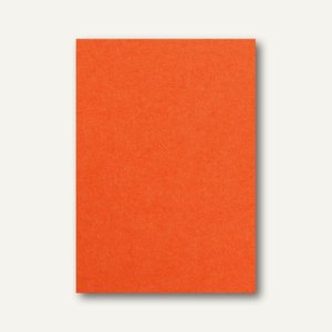 Clairefontaine Fotokarton DIN A4, 270 g/m², rot-orange, 25 Blatt, 97455C