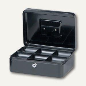 MAUL Geldkassette 3, 25 x 18 x 8 cm, schwarz, 5611390