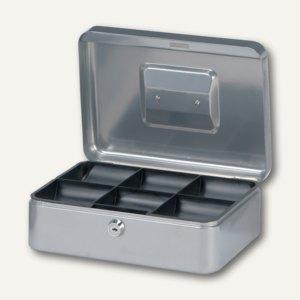 MAUL Geldkassette 3, 25 x 18 x 8 cm, silber, 5611395