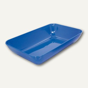 Materialschale, groß, blau, 230 x 150 mm, 08300104