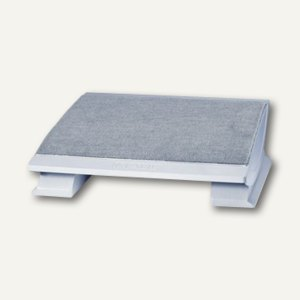 "MAUL Ergonomische Fußstütze ""komfortabel"", 5-fach verstellbar, grau, 9022585"