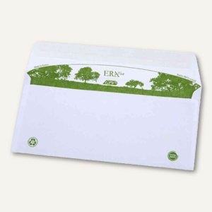 GPV Recycling-Briefumschläge DIN C6, haftkl., weiß, 40 Stück, 31121